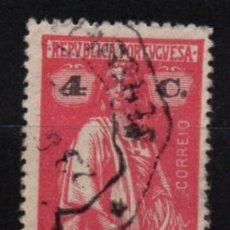 Timbres: ANGOLA (COLONIA PORTUGUESA) SELLO USADO. Lote 283106548