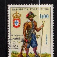 Timbres: ANGOLA (COLONIA PORTUGUESA) SELLO USADO. Lote 283106943