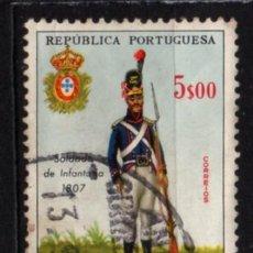 Timbres: ANGOLA (COLONIA PORTUGUESA) SELLO USADO. Lote 283107003