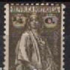Sellos: ANGOLA Nº 142, CERES (1914 -1924), NUEVO CON SEÑAL DE CHARNELA. Lote 289471823