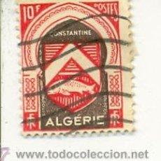Sellos: 2ARG-270. SELLO USADO ARGELIA. YVERT Nº 270. ESCUDO DE CONSTANTINE. Lote 17444004