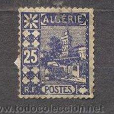 Sellos: ALGERIE, 1927,MOSQUEE SIDI ABDERRAMANE. Lote 20797878