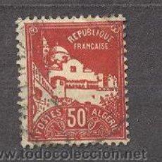 Sellos: ALGERIE, 1942, VISTAS DE ALGER. Lote 20798298
