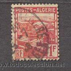 Sellos: ALGERIE, 1941, VISTAS DE ALGER. Lote 20798314