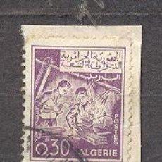 Sellos: ARGELIA, MECANICA. Lote 20802237