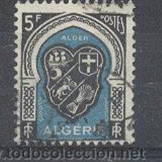 Sellos: ALGERIA, 1948, YVERT TELLIER 268. Lote 21196289