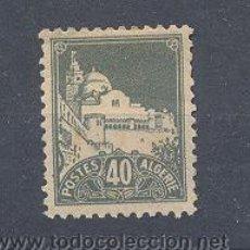 Sellos: ALGERIE 1926 , NUEVO, RESTOS DE CHARNELA - YVERT TELLIER 45. Lote 39338213