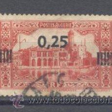 Sellos: ALGERIA, 1936/37- USADO- YVERT TELLIER 148. Lote 42753211