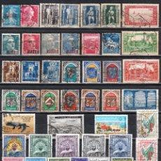 Sellos: ARGELIA (16-205) LOTE 53 SELLOS DIFERENTES. *,MH. Lote 56075480