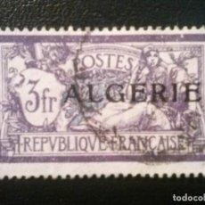 Sellos: ARGELIA ALGÉRIE COLONIA FRANCESA , YVERT Nº 32. Lote 84898900