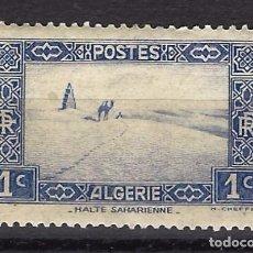 Sellos: ARGELIA - SELLO NUEVO CON CHARNELA. Lote 91064760