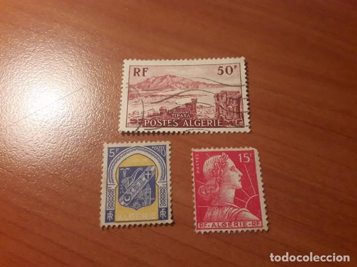 ARGELIA (Sellos - Extranjero - África - Argelia)