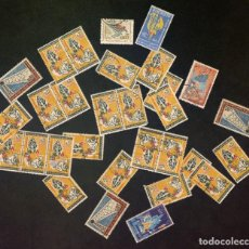 Sellos: LOTE DE 30 SELLOS DE ARGELIA. Lote 133330170