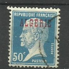 Timbres: FRANCIA COLONIAS- USADO ALGERIE 1927. Lote 135340238