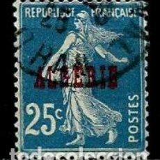 Sellos: ARGELIA SCOTT: 13-(1924) (ALEGORÍA DE LA SEMBRADORA-25C) USADO. Lote 151518858