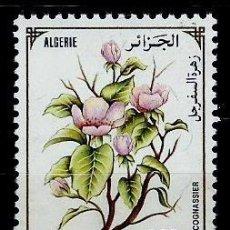 Sellos: ARGELIA SCOTT: 980-(1993) (FLORA: CYDONIA OBLONGA) USADO. Lote 206565733