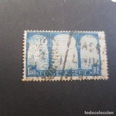 Sellos: ARGELIA,COLONIA FRANCESA,1926-1939,MINARETE DE SIDI YACOUB,SCOTT 62,YVERT 83,USADO,(LOTE AG). Lote 151827702