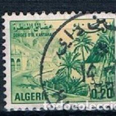 Timbres: ARGELIA 1977 SELLO USADO YVES 657. Lote 166733366