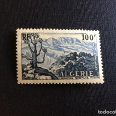 Sellos: ARGELIA Nº YVERT 331*** AÑO 1955. PAISAJE. Lote 168398056