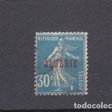 Sellos: ARGELIA ( COLONIA FRANCESA ).1924-25.SELLO DE FRANCIA SOBRECARGADO.YVERT 17.USADO.. Lote 175504479