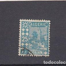 Sellos: ARGELIA ( COLONIA FRANCESA ).1926. YVERT 42. USADO.. Lote 175505230