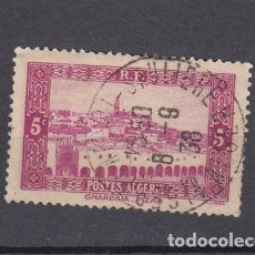 Sellos: ARGELIA ( COLONIA FRANCESA ).1936-37. YVERT 104.USADO.. Lote 175506348