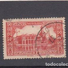 Sellos: ARGELIA ( COLONIA FRANCESA ).1936-37. YVERT 112.USADO.. Lote 175506488