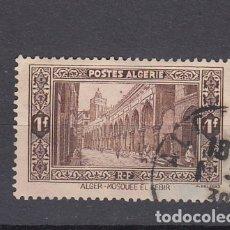 Sellos: ARGELIA ( COLONIA FRANCESA ).1936-37. YVERT 116.USADO.. Lote 175506523