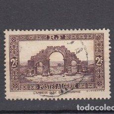 Sellos: ARGELIA ( COLONIA FRANCESA ).1936-37. YVERT 120.USADO.. Lote 175506667