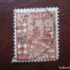 Sellos: ARGELIA 1926, YVERT 39. Lote 177299560