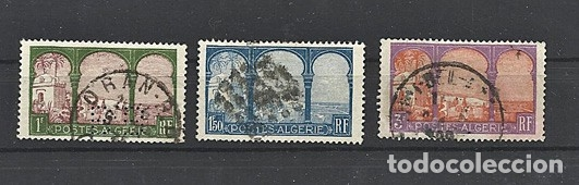 ARGELIA 1926 (Sellos - Extranjero - África - Argelia)