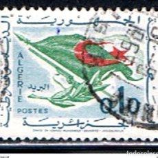 Sellos: SELLO ARGELIA // YVERT 370 // 1963 .. USADO. Lote 186153056