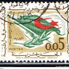 Sellos: SELLO ARGELIA // YVERT 369 // 1963 .. USADO. Lote 186153301