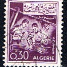 Sellos: SELLO ARGELIA // YVERT 394 // 1964-65 .. USADO. Lote 186153673