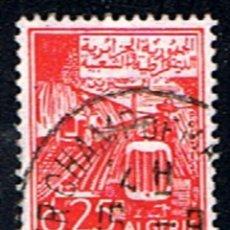 Sellos: SELLO ARGELIA // YVERT 393 // 1964-65 .. USADO. Lote 186153862