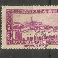 Timbres: ARGELIA COLONIA FRANCESA YVERT NUM. 104 USADO. Lote 190850547