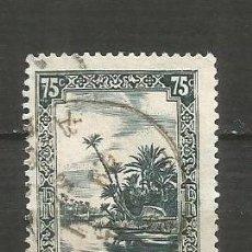 Timbres: ARGELIA COLONIA FRANCESA YVERT NUM. 114 USADO. Lote 190851133