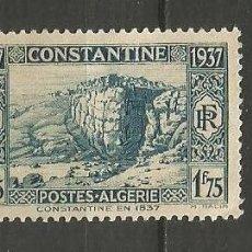 Timbres: ARGELIA COLONIA FRANCESA YVERT NUM. 133 USADO. Lote 190856955