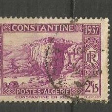 Timbres: ARGELIA COLONIA FRANCESA YVERT NUM. 134 USADO. Lote 190857005