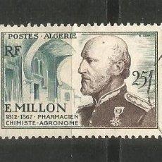 Timbres: ARGELIA COLONIA FRANCESA YVERT NUM. 304 USADO. Lote 190859342