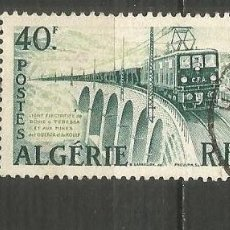 Timbres: ARGELIA COLONIA FRANCESA YVERT NUM. 340 USADO. Lote 190860362