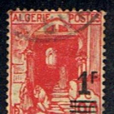 Sellos: ARGELIA // YVERT 158 // 1939-40 ... USADO. Lote 194310730