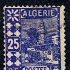 Sellos: ARGELIA // YVERT 136 // 1936-37 ... USADO. Lote 194311188