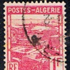 Sellos: ARGELIA // YVERT 165 // 1941 .. USADO. Lote 194312977