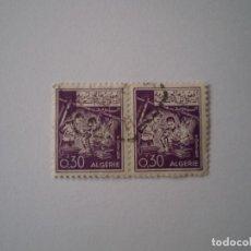 Sellos: ARGELIA 1964 TRABAJO 0,30 USADO . Lote 199448815