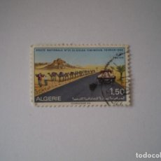 Sellos: ARGELIA RUTA NACIONAL Nº51 1969 USADO. Lote 199455140