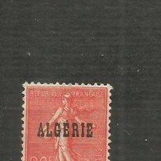 Timbres: ARGELIA COLONIA FRANCESA YVERT NUM. 27 * NUEVO CON FIJASELLOS . Lote 200173096