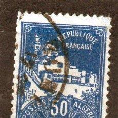 Sellos: ++ SELLO DE ARGELIA RF USADO. Lote 202661410