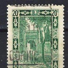 Sellos: ARGELIA 1936-38 - TLEMCEM - SELLO USADO. Lote 205662335