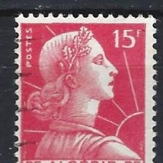 Sellos: ARGELIA 1955-57 - SEMBRADORA - SELLO USADO. Lote 205662876
